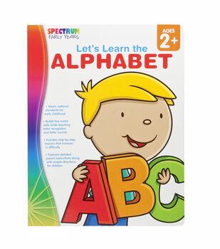 Carson Dellosa 2+ Alphabet