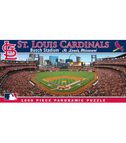 St. Louis Cardinals MLB Master Pieces Panoramic Puzzle, , hi-res
