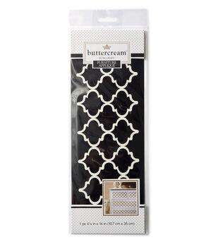 Buttercream™ Audrey Collection Medium Furniture Applique-Quatrefoil