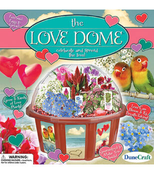 The Love Dome Terrarium