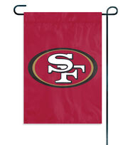San Francisco 49ers NFL Garden Flag, , hi-res