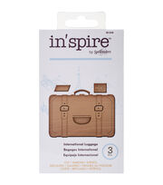 Spellbinders Shapeabilities In'spire International Luggage Die, , hi-res