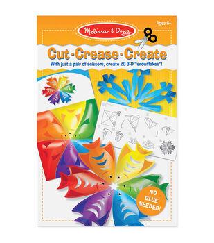 Snowflakes-cut Crease Create