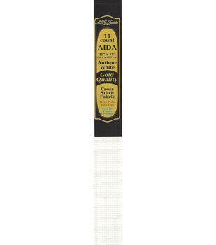MCG Textiles Soft Tube Aida 11 Count