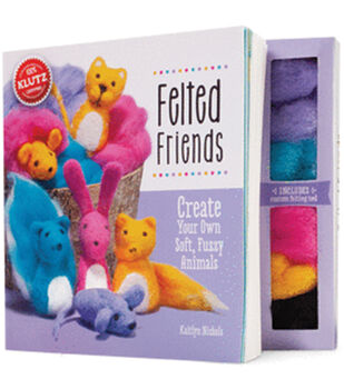 Klutz® Felted Friends Book Kit