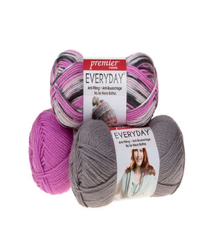 Deborah Norville Everyday Soft Worsted Solid Yarn