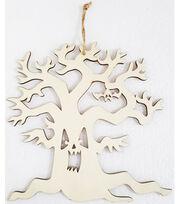 Fab Lab™ Laser Wood Spooky Tree, , hi-res