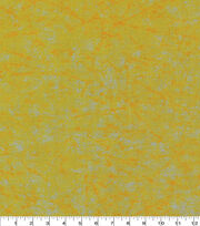Keepsake Calico™ Cotton Fabric-Yellow Distressed , , hi-res