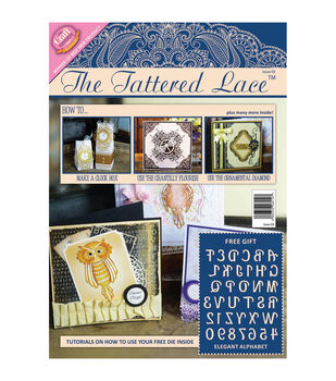 The Tattered Lace Magazine Issue 3