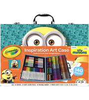 Crayola Inspiration Art Case -Minions, , hi-res