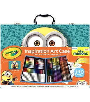 Crayola Inspiration Art Case -Minions