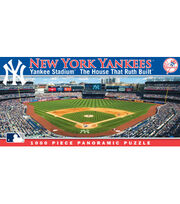 New York Yankees MLB Master Pieces Panoramic Puzzle, , hi-res