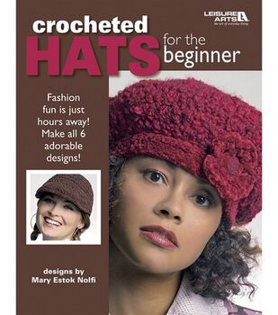 Crocheted Hats For The Beginner