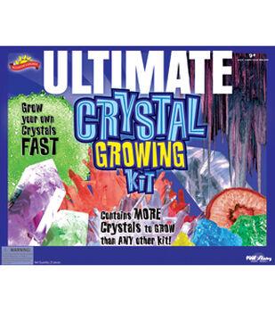 Poof Slinky Ultimate Crystal Growing Kit