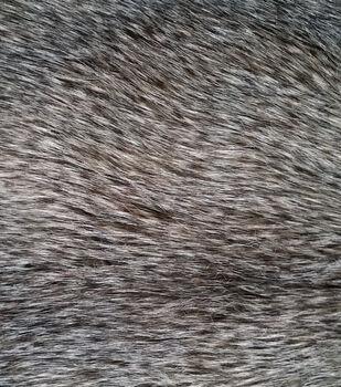Luxury Faux Fur-Wolf Fur Fabric