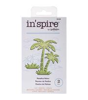 Spellbinders Shapeabilities In'spire Paradise Palms Die, , hi-res