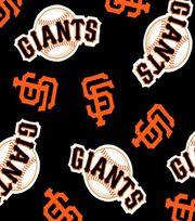 San Francisco Giants MLB  Fleece Fabric, , hi-res