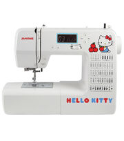 Janome Hello Kitty 18750 Sewing Machine, , hi-res