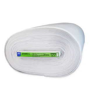"""Pellon®TP970 Thermolam® Plus Sew-In, White 45"""" x 10yd bolt"""
