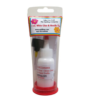 1oz -glue & Needle Tip
