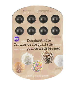 "Wilton® Doughnut Hole Pan-20 Cavity 16.5""X11"""