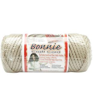 Bonnie Macrame Braid Craft Cord 4mm 50 Yards
