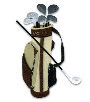 Jolee's By You Stickers-Golf
