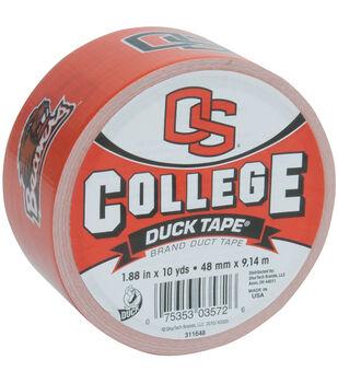 Duck Tape College Logo Oregon State