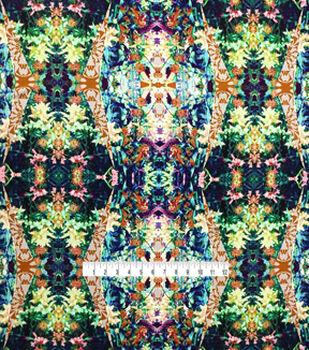 Nicole Miller Rayon Spandex Knit Fabric-Amazon