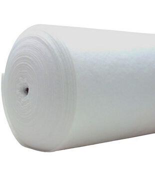 """Fleece Roll-White 45"""" W 75 Yds."""
