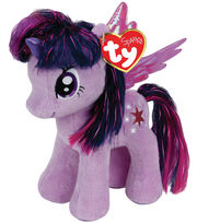 Ty Beanies My Little Pony Twilight Sparkle Purple, , hi-res