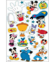 EK Success Disney Classic Sticker-Mickey Mouse Clubhouse, , hi-res
