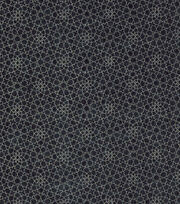 Keepsake Calico™ Cotton Fabric-Tiles Black, , hi-res