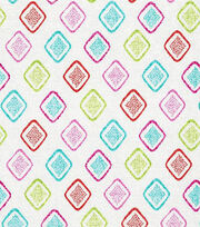 Keepsake Calico™ Cotton Fabric-Paradise Allover Diamonds, , hi-res