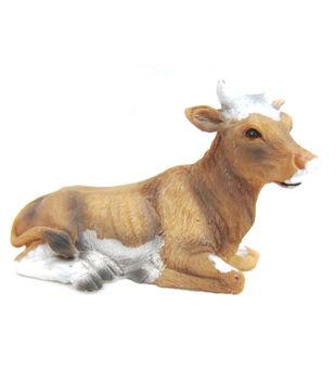 Fairy Garden Figurine-Laying Cow