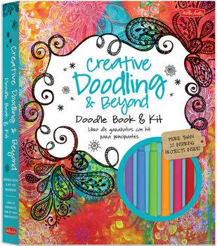 Creative Doodling & Beyond Book & Kit