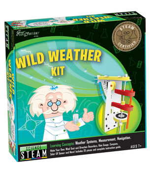 University Games Wild Weather Steam Science Kit