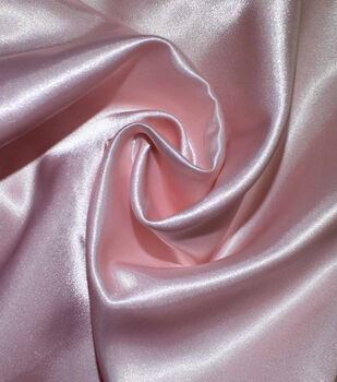 Casa Collection Special Occasion Solids- Shiny Satin Fabrics