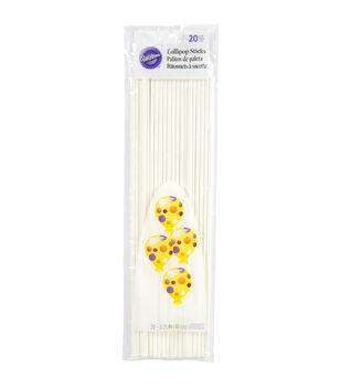 Wilton® 11-3/4'' Lollipop Sticks-20PK