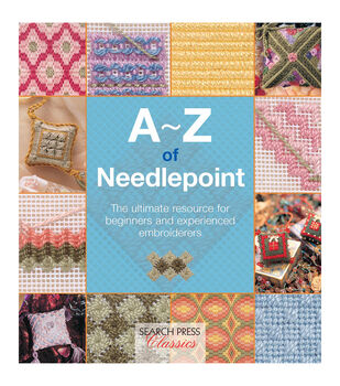 A-Z Of Needlepoint Books