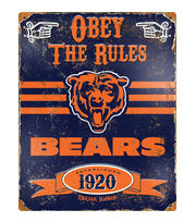 Chicago Bears NFL Vintage Sign, , hi-res
