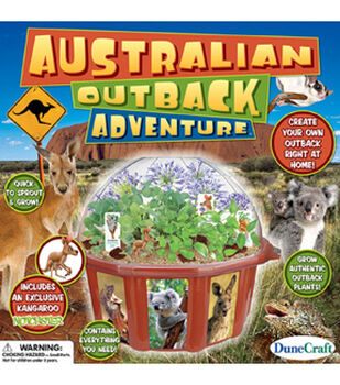 Australian Outback Dome Terrarium