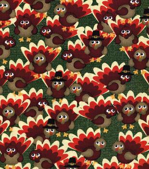 Autumn Inspirations Harvest-Watercolor Turkeys