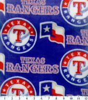 Texas Rangers MLB  Fleece Fabric, , hi-res
