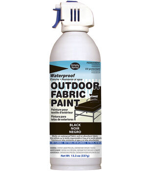Outdoor Spray Fabric Paint 13.3oz