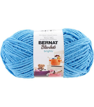Bernat Blanket Brights Big Ball Yarn
