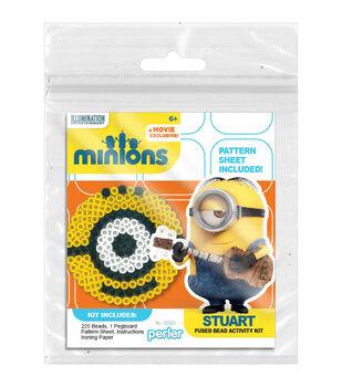 Perler Minions Trial Kit-Stuart