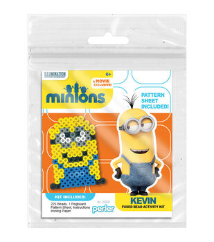 Perler Minions Trial Kit-Kevin