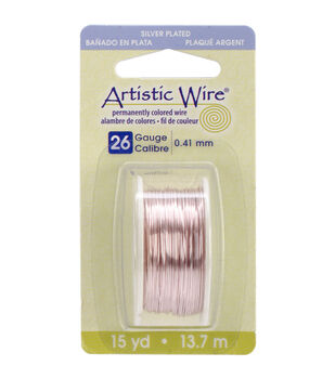 Artistic Wire 26 Gauge Copper Wire-15yd