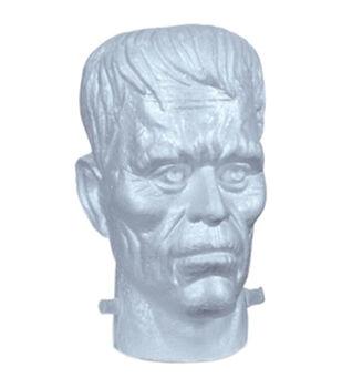 Styrofoam Frank EPS Skull Bulk-White